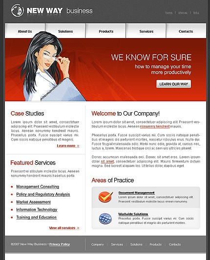chicago web site design